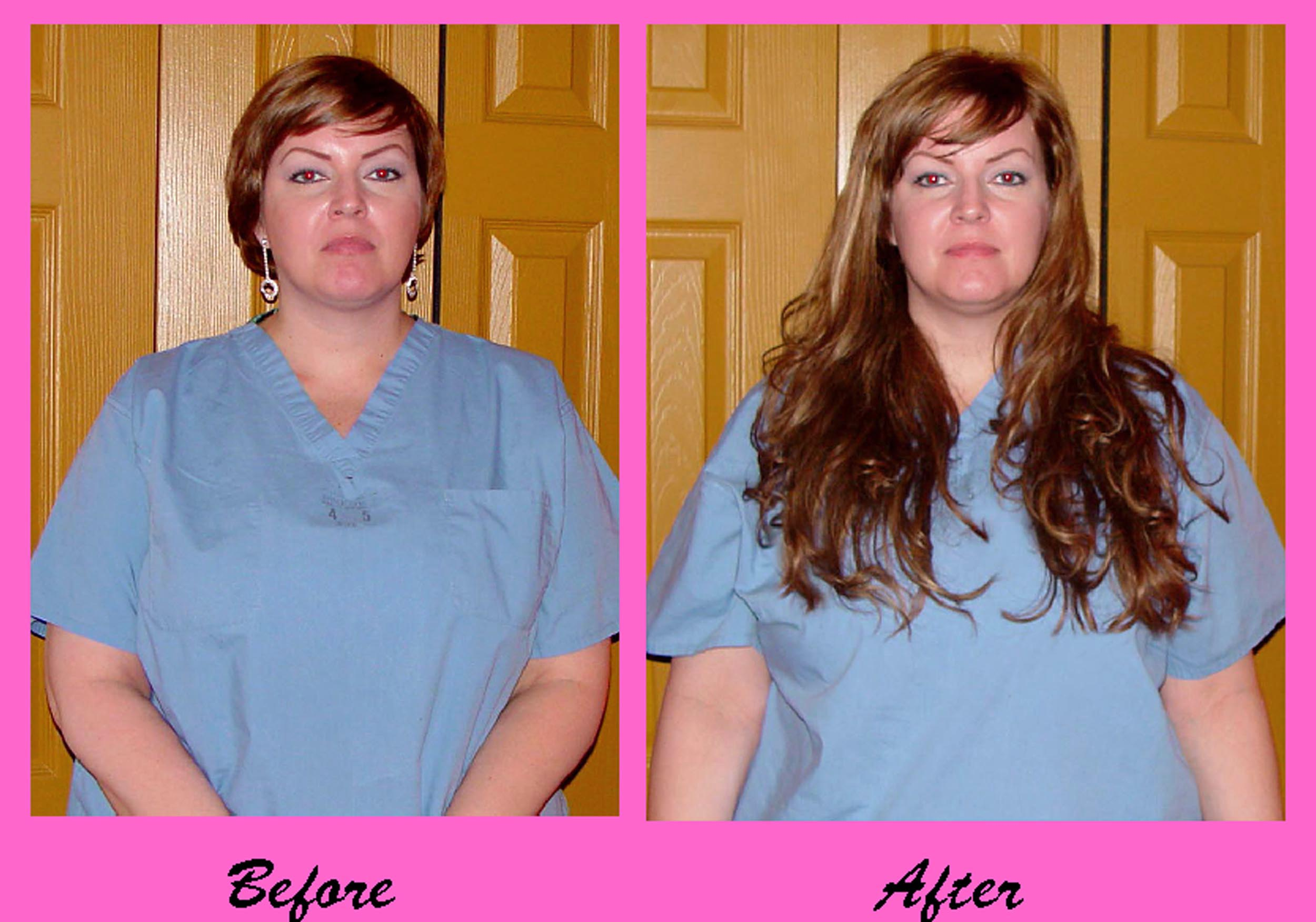 F this client has worn the sew in weft hair extesions thru another stylist ad had pmusecretfo Choice Image